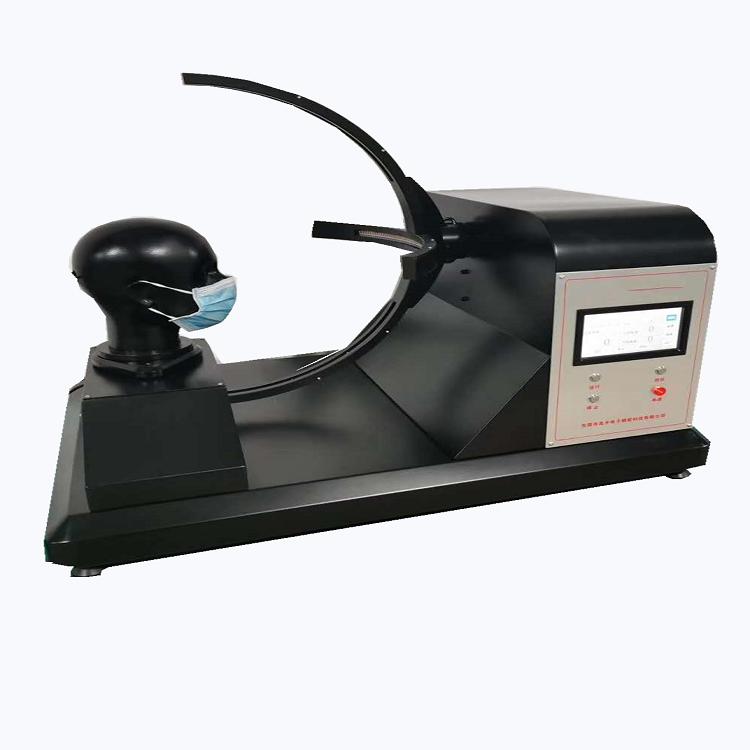 全自动织物透气性测试仪